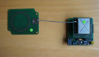 RFID UHF SMD modul 1