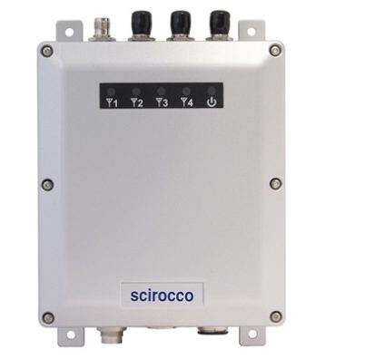 RFID UHF Scirocco