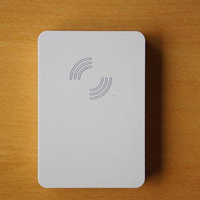 RFID deskID