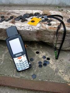 mobil RFID system