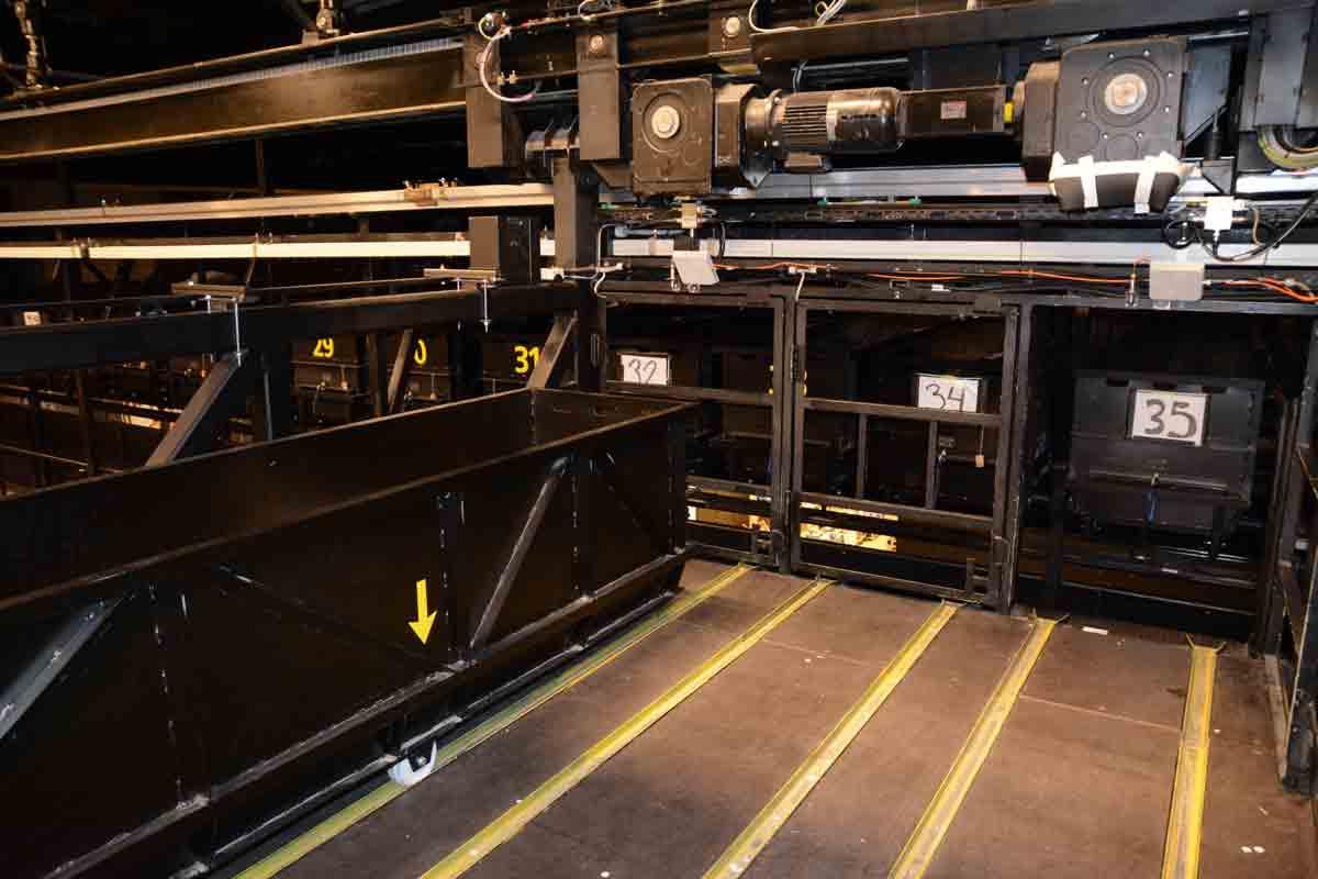 Teppestyring RFID læser og scanner