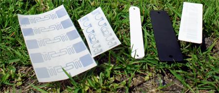 RFID chip tidtagning til løb