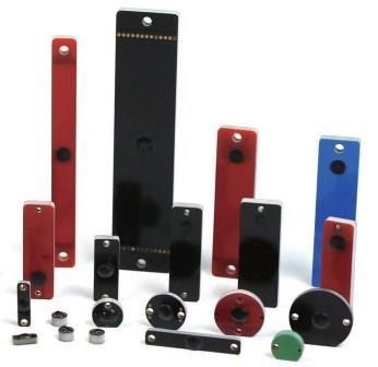 RFID UHF lille metal tag