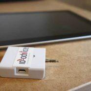 UHF-læser-iPad