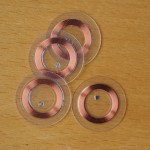 RFID Clear disc