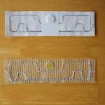 RFID UHF polymer tag