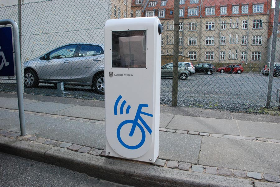 rfid cykel reader