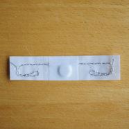 RFID tag til hospitalstøj