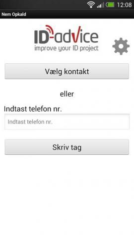 NFC app til Android og Windows