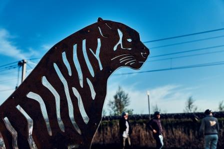 SuperZOOkelsti med interaktive lysende dyr