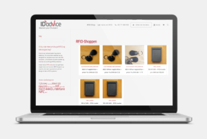 Ny dansk RFID-shop fra IDadvice