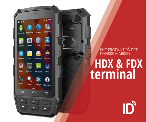 Robust HDX/FDX scanner
