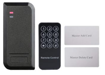 Nyt adgangskontrol system